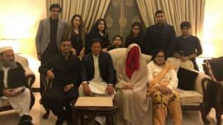 Imran Khan ties knot for third time, marries his spiritual guide Bushra Maneka