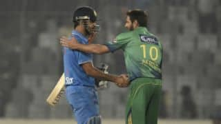 India vs Pakistan, ICC Twenty20 World Cup: Pakistan government against match at Dharamsala