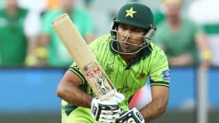 Sarfraz Ahmed: Australia will be under pressure against Pakistan in ICC Cricket World Cup 2015 quarter-final