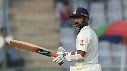 एंटीगा टेस्ट: रहाणे के 81 रन की पारी के दम पर भारत के 6 विकेट पर 203 रन