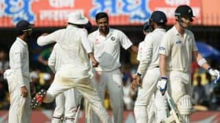 IND vs NZ, 3rd Test: Ashwin's ninth 6-wicket haul and 11 other statistical highlights from Day 3