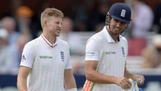 Alastair Cook says Joe Root is the best England player he has played with