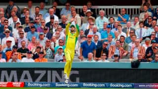 Cricket World Cup: Runs 'just around the corner' for Glenn Maxwell, says Aaron Finch in solidarity for allrounder