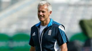 Moores says England have to be positive