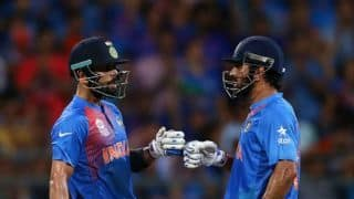 I was not part of that conversation: Virat Kohli on MS Dhoni's exclusion from India's T20I squad