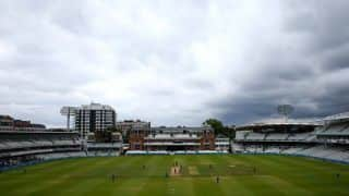 Lords to host historic test between England-Ireland