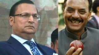 DDCA Elections: Madan Lal to contest against journalist Rajat Sharma