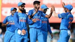 India vs West Indies, 2nd ODI: India name unchanged 12-member squad for Vizag ODI