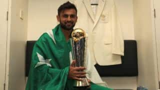 Pakistan vs World XI: Want to give home crowd good competitive cricket, says Shoaib Malik