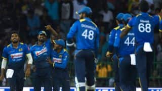 West Indies loss sees Sri Lanka into 2019 World Cup