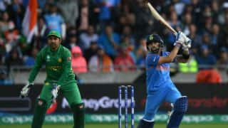 CT 2017 Final will be between IND's batting and PAK's bowling