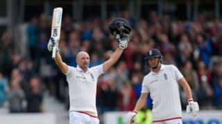 New Zealand reduce England to 253/5 at Stumps after Adam Lyth ton on Day 2 of 2nd Test at Headingley