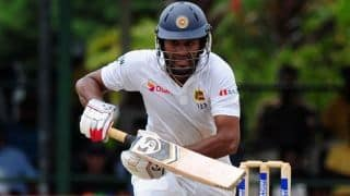 Sri Lanka Test captain Dimuth Karunaratne arrested following an accident under influnce of alchole