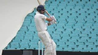 Virat Kohli makes 64 in tour match against Cricket Australia XI