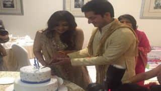 तेज गेंदबाज मोहित शर्मा ने की गर्लफ्रेंड श्वेता से सगाई