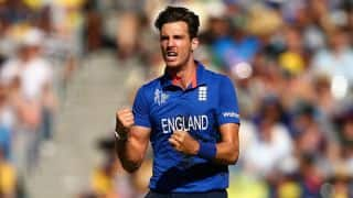 Steven Finn's hat-trick and related records