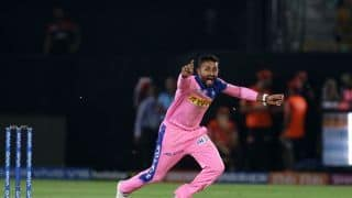 RCB vs RR LIVE: Toss Report - Rajasthan Royals opt to bowl vs Royal Challengers Bangalore