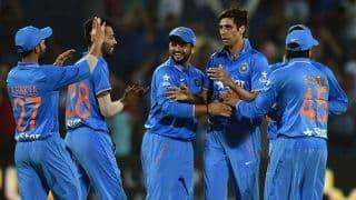 Ashish Nehra, Rohit Sharma star as India thrash Bangladesh by 45 runs in Asia Cup T20 2016 opener