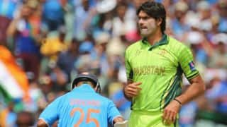 India-Pakistan set to resume cricketing ties beginning with a series in December 2015