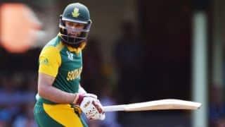 SA vs WI, ICC World Cup 2015 : Amla completes 28th ODI fifty