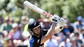 New Zealand vs Sri Lanka, 7th ODI at Wellington: Kane Williamson gets his half-century