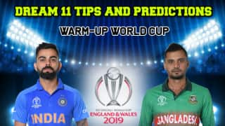 Dream11 Prediction: IND vs BAN Team Best Players to Pick for Today's Match between India and Bangladesh at 3:00 PM
