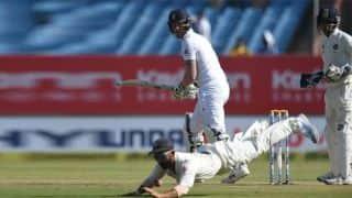 India vs England 1st Test, Tea Report: 3 centuries help England to mammoth score