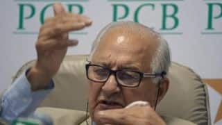 Shahryar Khan hopeful of India-Pakistan bilateral series in UAE