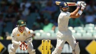 India need 159 to win with 8 wickets in hand in final session of 1st Test against Australia in Adelaide