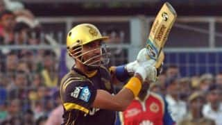 KKR vs CSK CLT20 2014 Match 1: KKR likely XI