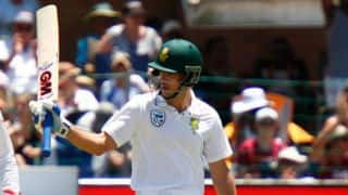 Stephen Cook's 120 guides South Africa A to 274/4 vs India A on Day 1, unofficial Test