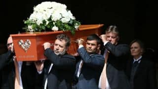 Jeff Crowe, Ian Smith, other cricketing legends pay tribute to Martin Crowe at funeral at Auckland