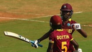 Britney Cooper's 61 powers West Indies to 143 vs New Zealand in semi-final 2, Women's World T20 2016 at Mumbai
