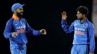 भारत के लिए खेलते हुए कोहली की भूख अलग तरह की होती है: कुलदीप