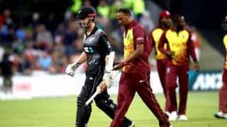 NZ vs WI, 2nd T20I: Match abandoned after Munro blitz