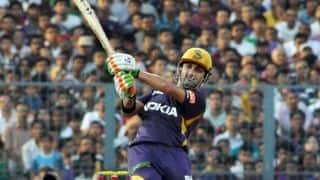 IPL 2014: Analytical perspective of Kolkata Knight Riders' batting against pace and spin