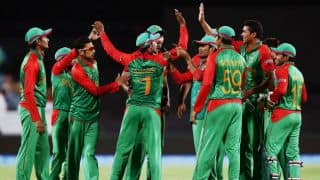 Bangladesh seal 4-wicket win over Zimbabwe in thrilling 1st T20I at Khulna