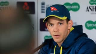 I don't really care about my place in the side anymore: Tim Paine