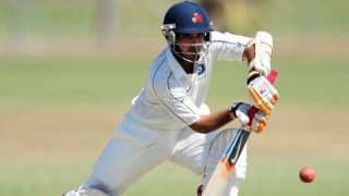 Rahane makes giant strides in international cricket