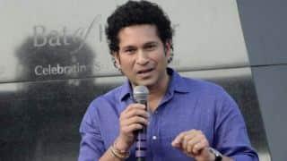 ओलंपिक में खिलाड़ियों का समर्थन करने के लिए सचिन तेंदुलकर ने देशवासियों को शुक्रिया कहा