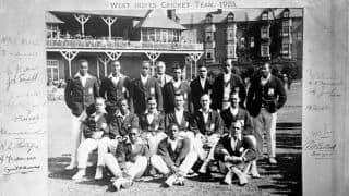 Percy Tarilton and the first triple-century in West Indies