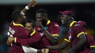 WI bowlers thrash SA; cruise to final of Tri-Nation Series 2016