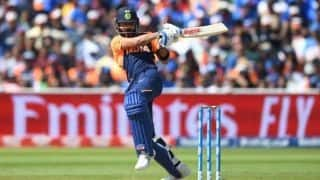 Cricket World Cup 2019: Virat Kohli becomes first captain to score five successive World Cup fifties
