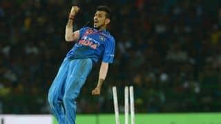 आईसीसी टी20 रैंकिंग में दूसरे नंबर पर पहुंचे युजवेंद्र चहल