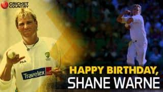Happy Birthday, Shane Warne