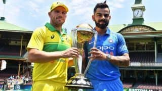 ICC Cricket World Cup 2019 squad lists