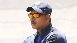 India vs New Zealand: Ravi Shastri visits Padmanabhaswamy temple ahead of 3rd T20I