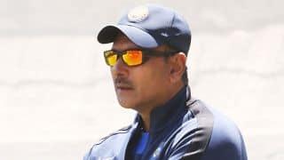 India vs New Zealand: Ravi Shastri visits Padmanabhaswamy temple ahead of 3rd T20I