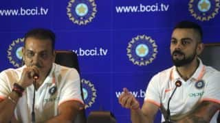 Will be very happy if Ravi Shastri continues says Virat Kohli