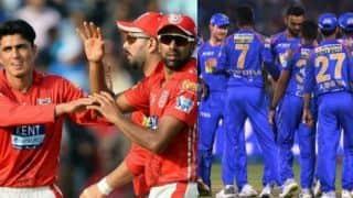 IPL 2018: करो या मरो के मुकाबले में किंग्स इलेवन पंजाब के खिलाफ जीत के इरादे उतरेगी राजस्थान रॉयल्स